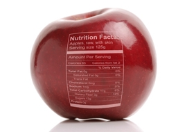 Apple with nutriton facts - Doctor Mosaraf Ali
