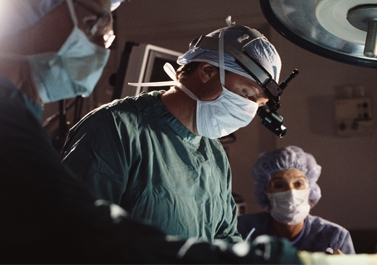 A group of doctors perform surgery - Doctor Mosaraf Ali