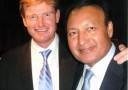 Doctor Ali with Ernie Els - Doctor Mosaraf ali