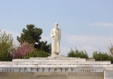 The statue of Hippocrates at Larissa, Greece - Doctor Mosaraf Ali